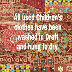 Used Children's Clothing